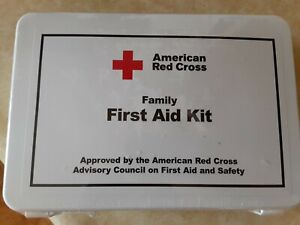 New American Red Cross Family First Aid Kit Official License Product safety