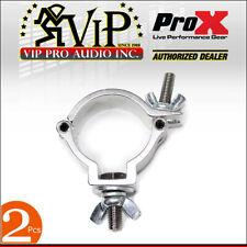 "2x ProX T-C9 Single ""O 0000270F "" 360-degree Aluminum Clamp For 2� diameter pipe 165Lb Max"