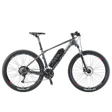 "SAVA E-Bike Carbon MTB, Knight3.0 27.5 "" Electric Bicycle 250W E-Bike 36V 13Ah"
