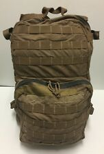 USMC Eagle FILBE 3 Day Military Assault Pack Backpack Coyote Genuine Military