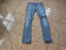 H9345 Levis 751 Slim Fit Jeans W31 L34 Hellblau  mit Mängeln