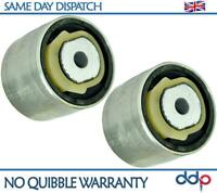 For Jaguar S-Type, XJ (1999-2009) Lower Front Wishbone Bushes C2C36029 PAIR