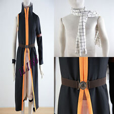 TOP Sale Fairy Tail Natsu Dragneel Cosplay Costume with Accessory  Full Set