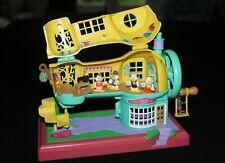 Vintage machine à coudre magasin mini sweety avec animaux polly pocket (koka)