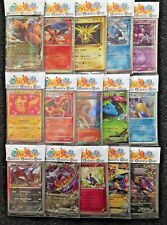 Pokemon Japanese Mystery Booster Pack Gift - All Holo Rare Cards - Charizard Lot