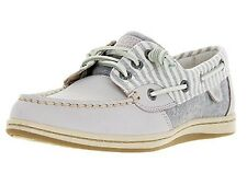 SPERRY TopSider Songfish Core Lt Gray Slip On Boat Shoes NIB Wmns Sz 9.5 EUR40.5