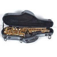 High Grade Alto Saxophone Case Saxophone Gig Box Hardshell Case