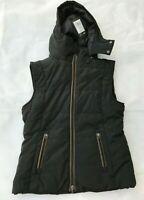 MARK TODD Ladies Winter Padded Gilet Black - SIZE M