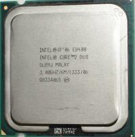 Intel Core 2 Duo E8400 CPU 3.0 GHz  6M 1333 Mhz FSB Processor SLB9J Socket 775