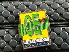 PINS PIN BADGE CAR PEUGEOT SOCHAUX CE