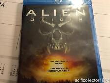 Alien Origin (Blu-ray Disc, 2012)