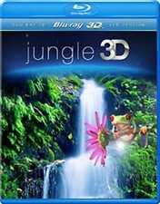 Jungle 3D Blu ray New & Sealed 5060192813289