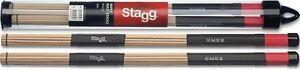 Stagg Drum Rods / Sticks - Maple Medium - SMS2