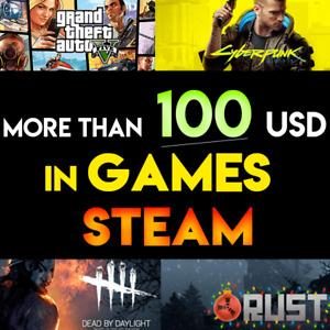 MEGA Random Steam GAME Premium Key ($100 or more in GAMES) ✅ REGION FREE 004