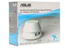 Tarjeta de sonido portatil Asus Xonar U1 Lite Audio Station
