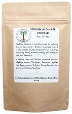 Sodium Alginate - 4 Ounces