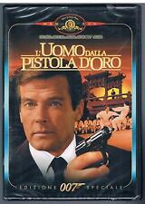 007 L'UOMO DALLA PISTOLA D'ORO  ED. SPECIALE DVD F.C. SIGILLATO!!!