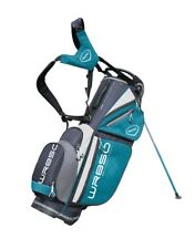 Masters Water Resistant Stand Bag Black Grey Blue *BRAND NEW*