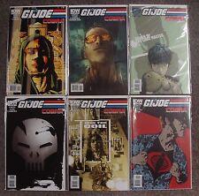 G.I. Joe: Cobra II (2010-2011) 6 Issue Lot * IDW *