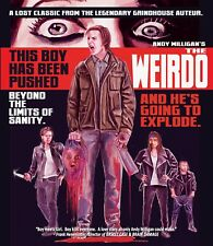 New Release THE WEIRDO (1989) Andy Milligan Grindhouse HORROR CULT Blu-ray!