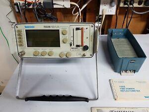 Tektronix 1502B TDR Metallic cable tester with printer