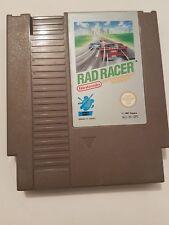Rad Racer para Nintendo NES pal GPS (PENINSULA ESCANDINAVA)