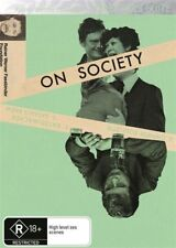 Fassbinder On Society (DVD, 2008, 3-Disc Set)-FREE POSTAGE