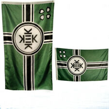 Peoples Republic of Kekistan Pepe the Frog 3'x5' Flag 4chan Hot Praise Kek Trump