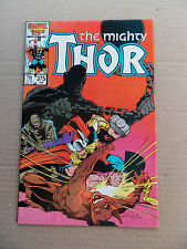 Thor 375 .   Marvel  1987  -  VF