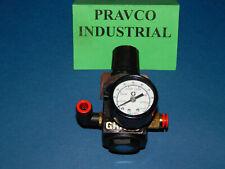 Graco 110341 Pneumatic Air Regulator with Pressure Gauge 300PSIG 21BAR