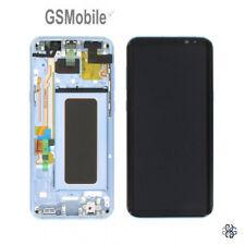 Display LCD Touchscreen Samsung Galaxy S8 Plus G955f Blu Gh97-20470d