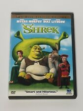 Shrek - Two-Disc Special Edition Dvd - 2001