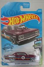 Hot Wheels 2019 Speed Blur 10/10 '64 Chevy Chevelle Ss 62/250-Free Shipping-New