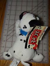 "8"" Disney Store 101 Dalmatians Sound Lucky Plush Puppy Dog Excellent NWT"