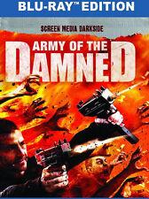 ARMY OF THE DAMNED (Tony Todd) - BLU RAY - Region Free - Sealed