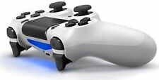 PlayStation 3 White Controllers and Attachments