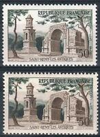 """FRANCE STAMP TIMBRE 1130 """" SAINT REMY 50F VARIETE COULEUR """" NEUF xx SUP  M346"""
