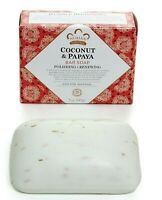 ONE BAR 5 OZ- Nubian Heritage- Coconut & Papaya Soap