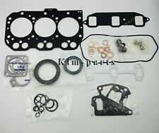 New Full Gasket Kit Fit for Yanmar 3D74E 3TNE74 Engine John deer Overhaul Gasket