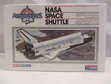 Monogram Nasa Space Shuttle Model Kit Sealed Nib 1:200 Scale (915H) 5905-0100