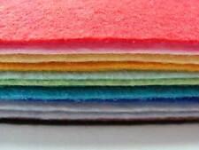 20 feuilles FEUTRINE plaque 1mm 20 couleurs 30x20cm tissu DIY loisirs créatifs