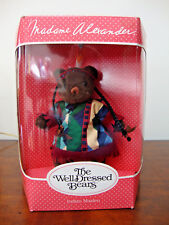 Madame Alexander Well Dressed Bears INDIAN MAIDEN Doll MIB