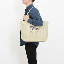 2017 new work MAISON KITSUNE beach bag PALAIS ROYAL shopping bag