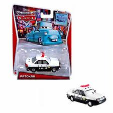 Disney Cars Tokyo Mater card PATOKAA Police Officer Vehicle Toy Mattel NIP