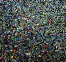 New SS6 & SS8 Korean  HOTFIX  Iron ON Crystal Rhinestones 7200 stones 50 Gross