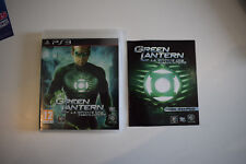 green lantern la révolte des manhunters ps3 ps 3 playstation 3