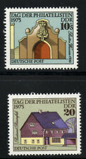 (Ref-4504) East Germany 1975 Int.Philatelists DaySG.E1809/1810 MInt (MNH)