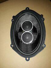 NOS Rare Old School Blaupunkt Velocity VX573 Stereo Speakers Car Audio Amp EQ VX