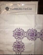 New Hamburg House Custom Embroidered Pillow Sham king
