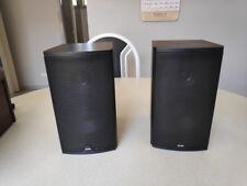Genuine pair of Boston Acoustics CR6 2 way 2 driver loudspeaker 100W Speakers
